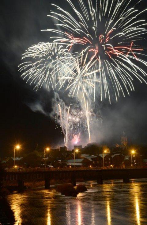 Fireworks Spectacular - 2015