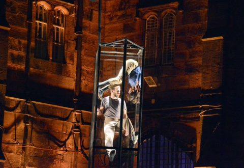 Ockham's Razor at Lancaster Castle - LUL 2014