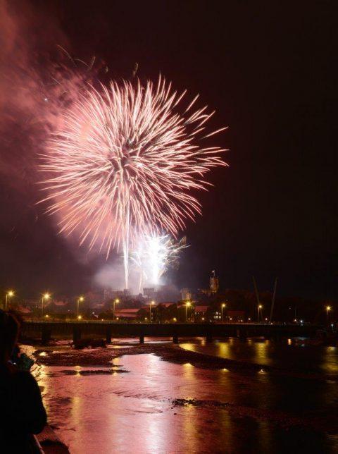Fireworks Spectacular - LUL 2014