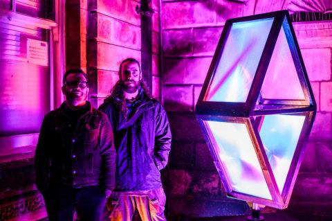 Pharos by Joe Moran at Light Up Lancaster 2019 Credit Robin Zahler